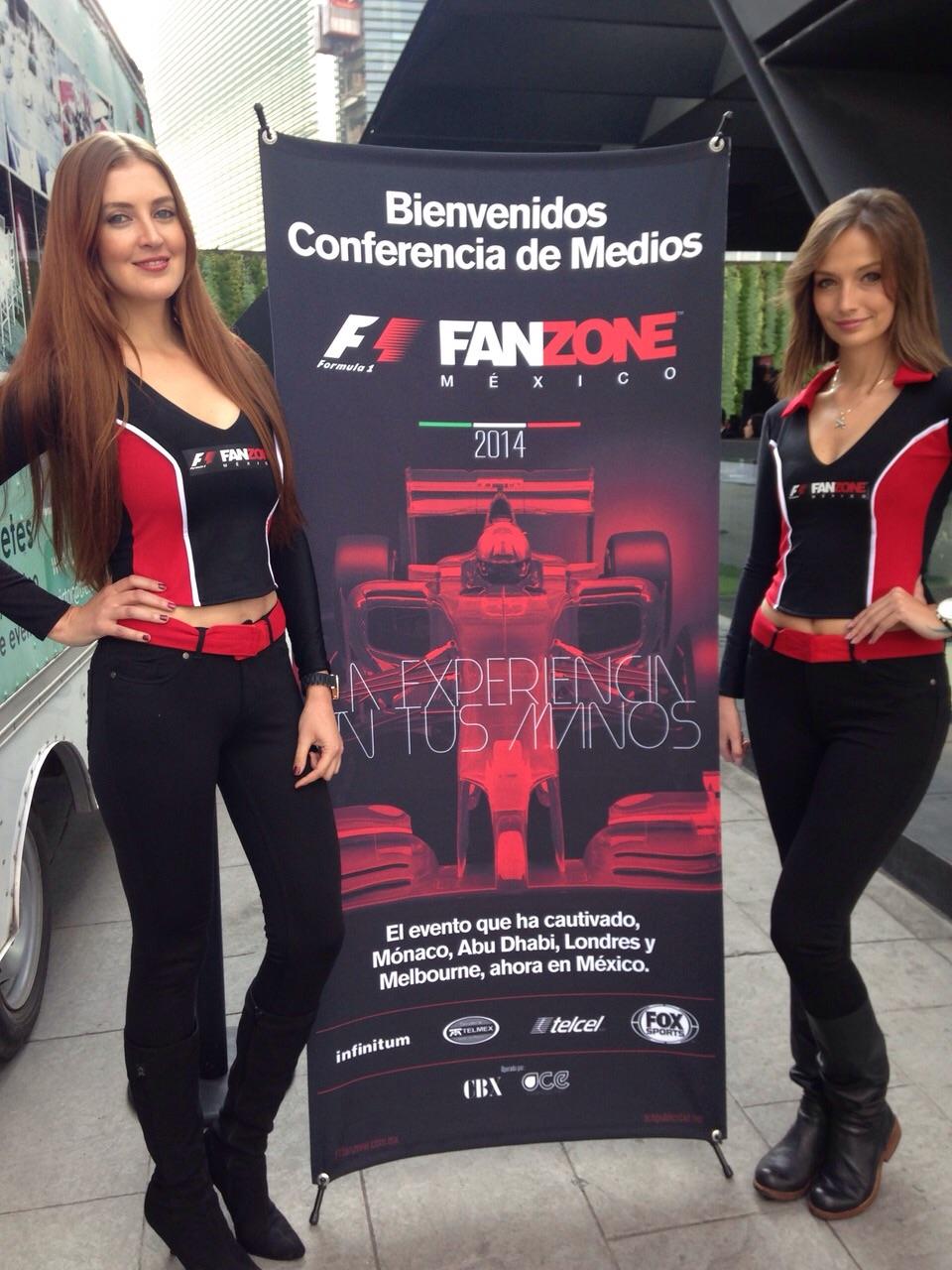F1 FANZONE MEXICO ACE PUBLICIDAD