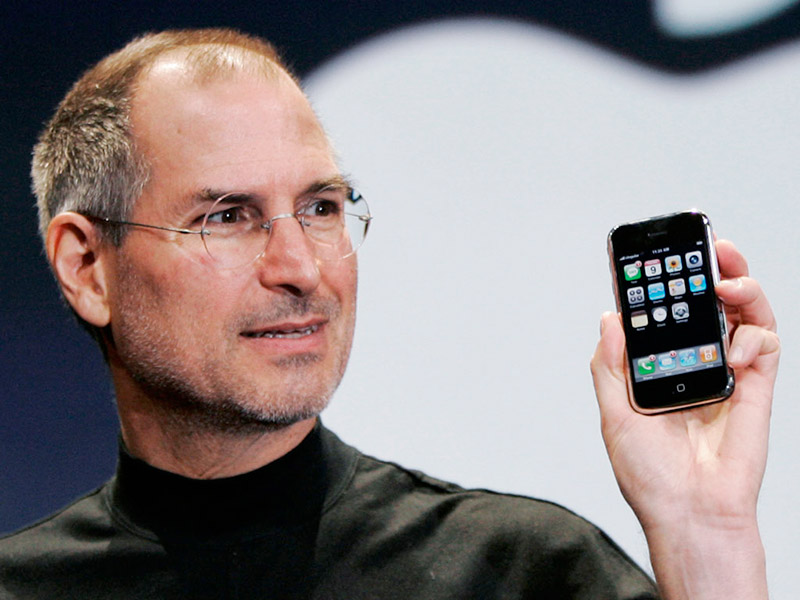 5 estrategias de Steve Jobs para lanzar un producto