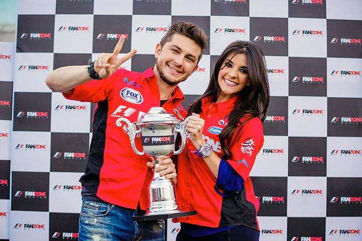 ¡El F1 Fan Zone CDMX 2015 ya está aquí!