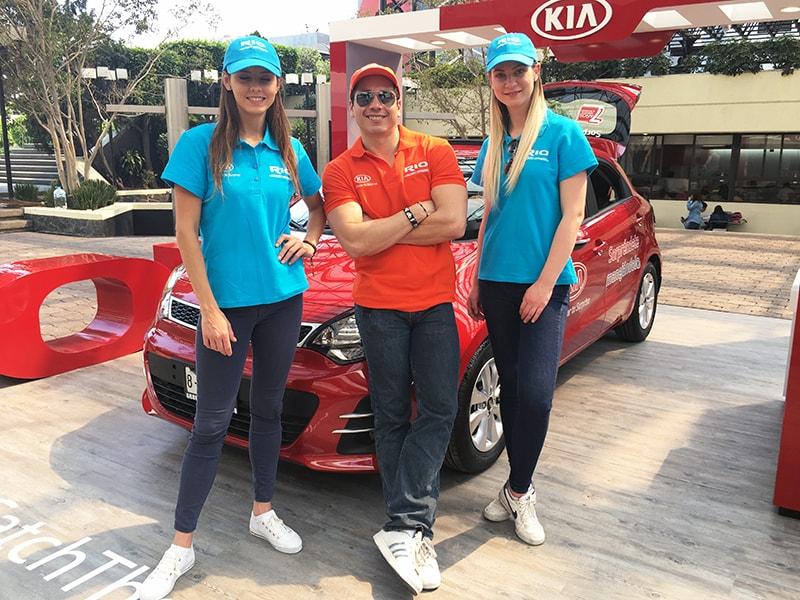 EL BTL regala autos en ACE Publicidad